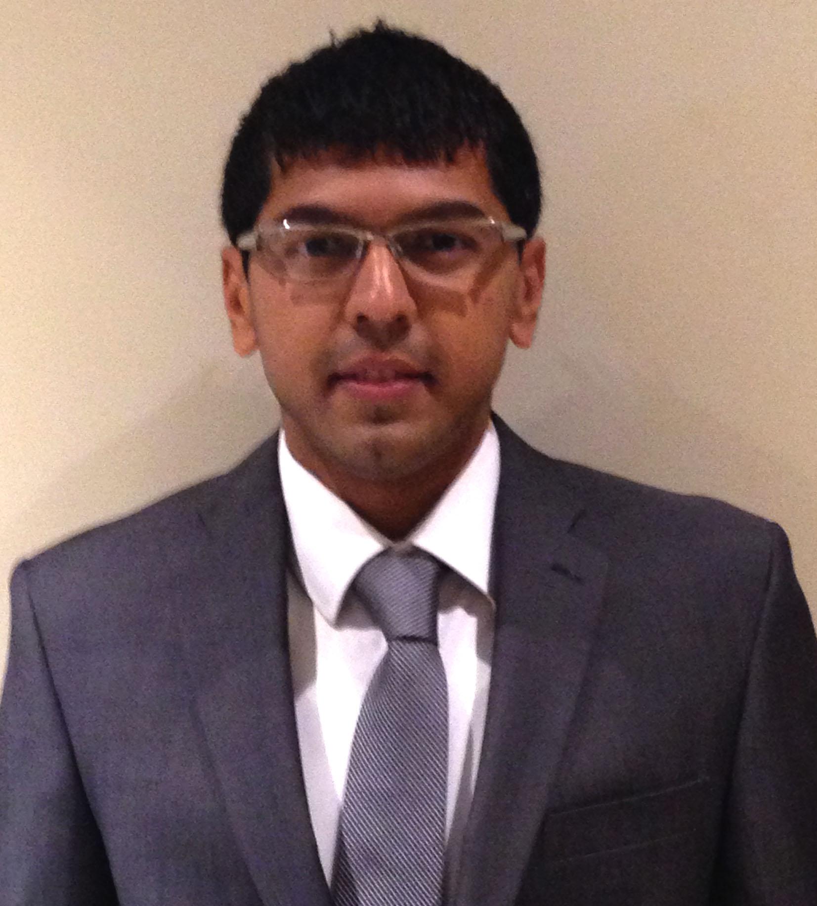 Murtaza Saifuddin, BComm, MMPA